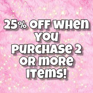 Other - 25% off bundles‼️